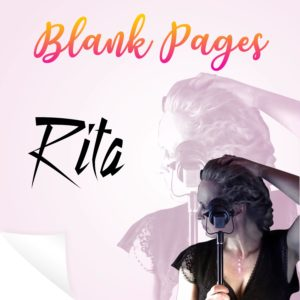 """Blank Pages out 27.03.20 """"Each and every day write one pages more, oh la la la.."""" Stay safe. Love Rita"""